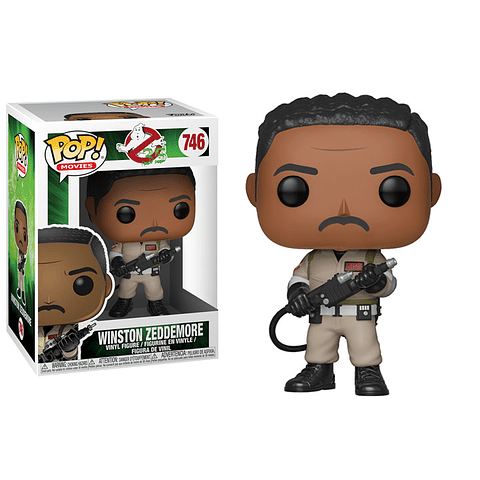 POP! Movies: Ghostbusters - Winston Zeddemore