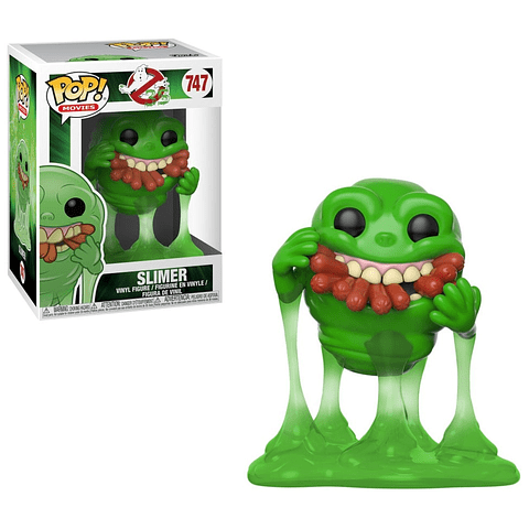 POP! Movies: Ghostbusters - Slimer