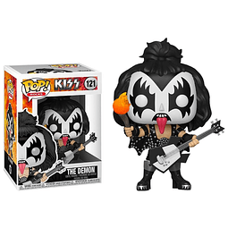 POP! Rocks: Kiss - The Demon