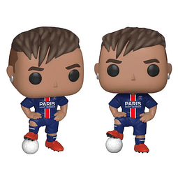 POP! Football: Paris Saint-Germain - Neymar Jr.