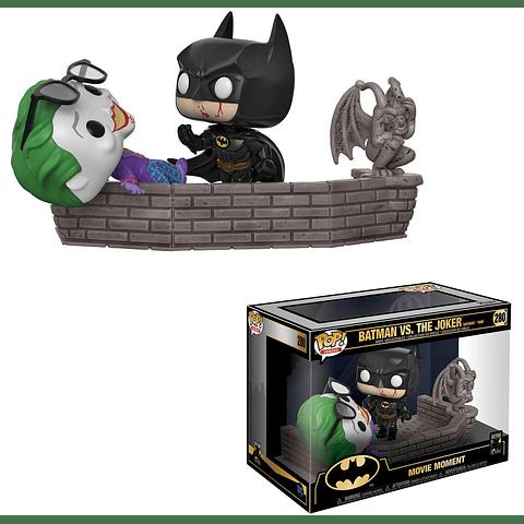 POP! Movie Moments: Batman 1989 - Batman vs. The Joker