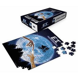 Puzzle 1000 Peças E.T. The Extra-Terrestrial Movie Poster