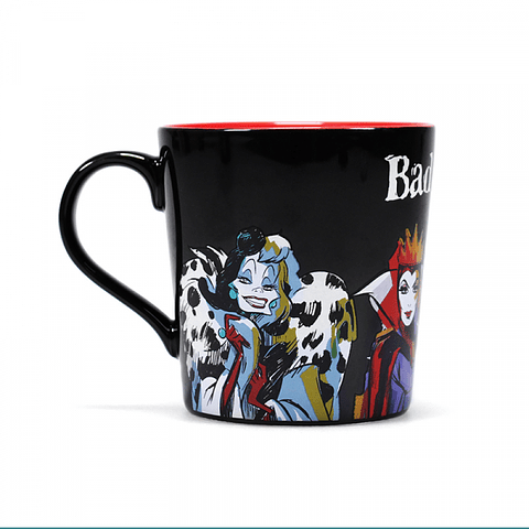 Caneca Disney Villains Bad Girls