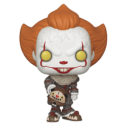 POP! Movies: IT Chapter 2 - Pennywise with Beaver Hat