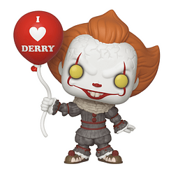 POP! Movies: IT Chapter 2 - Pennywise with Balloon