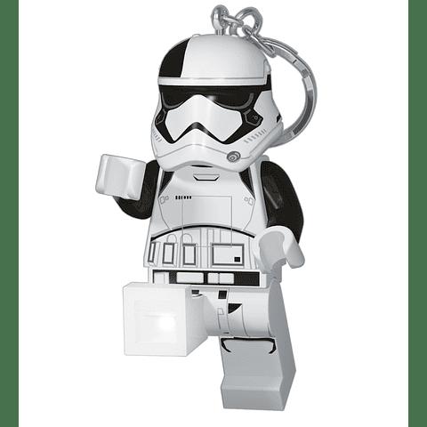 Porta-chaves Key Light LEGO Star Wars First Order Stormtrooper Executioner