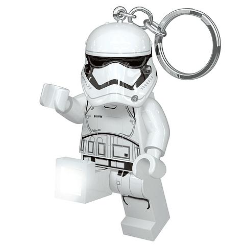Porta-chaves Key Light LEGO Star Wars First Order Stormtrooper