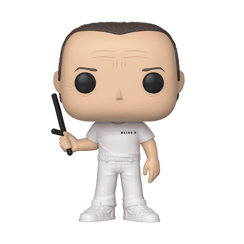 POP! Movies: The Silence of the Lambs - Hannibal Lecter