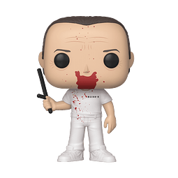 POP! Movies: The Silence of the Lambs - Bloody Hannibal Lecter