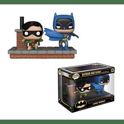 POP! Comic Moments: New Look Batman 1964 - Batman and Robin