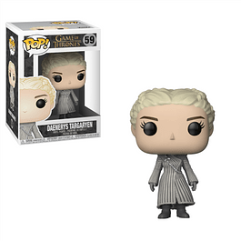 POP! Game of Thrones: Daenerys Targaryen (White Coat)