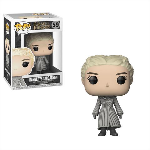 POP! Game of Thrones: Daenerys Targaryen (White Coat)