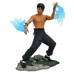 "Estátua Bruce Lee ""Water"""