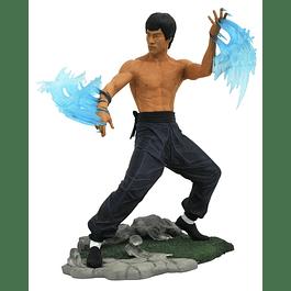 """Estátua Bruce Lee """"Water"""""""