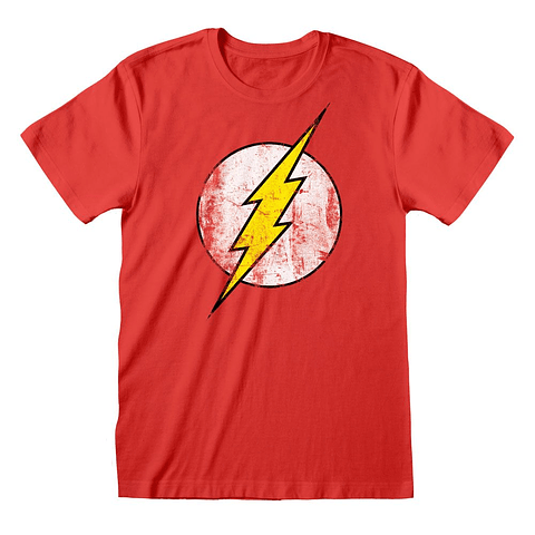 T-shirt DC Comics The Flash Logo
