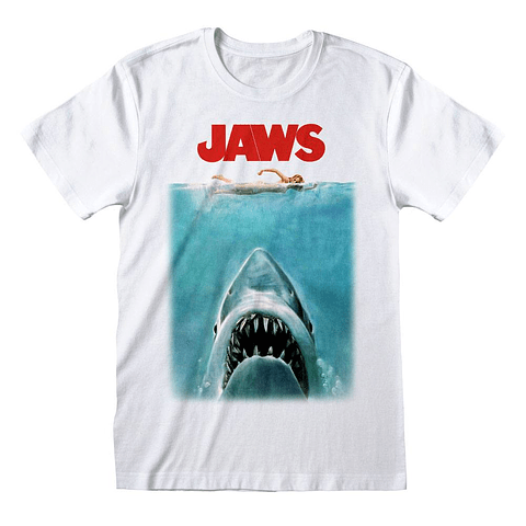T-shirt Jaws Poster