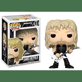 POP! Rocks: Metallica - James Hetfield