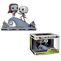 POP! Movie Moments: The Nightmare Before Christmas - Under the Moonlight