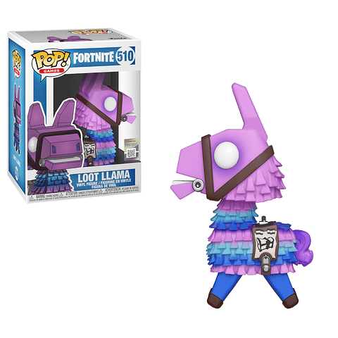 POP! Games: Fortnite - Loot Llama