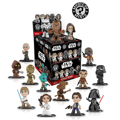 Mystery Mini Blind Box: Star Wars Classic