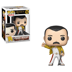 POP! Rocks: Queen - Freddie Mercury Wembley 1986