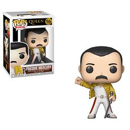 POP! Rocks: Queen - Freddie Mercury Wembley 1986