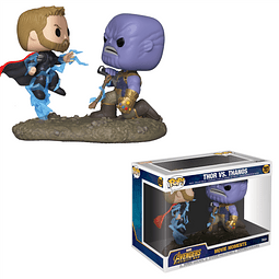 POP! Movie Moments: Marvel Avengers Infinity War - Thor vs. Thanos