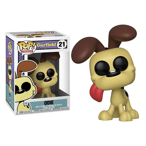POP! Comics: Garfield - Odie