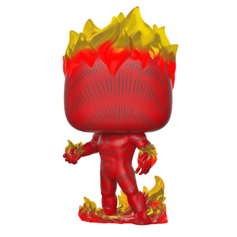 POP! Marvel 80 Years: The Original Human Torch (First Appearance)