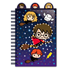 Notebook Light Up A5 Harry Potter Chibi Characters