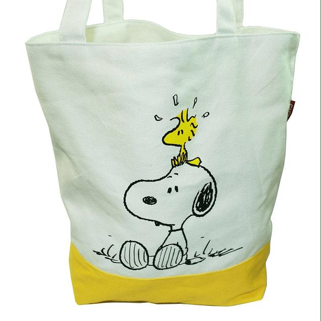 Saco Peanuts Snoopy