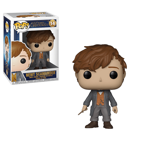 POP! Fantastic Beasts 2: Newt Scamander