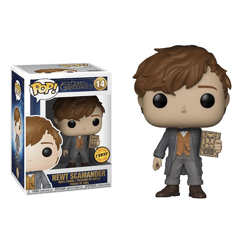 POP! Fantastic Beasts 2: Newt Scamander Chase Edition
