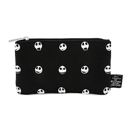 Porta-moedas The Nightmare Before Christmas by Loungefly Jack Skellington Faces