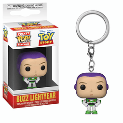 Porta-chaves Pocket POP! Disney Pixar Toy Story - Buzz Lightyear