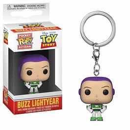 Porta-chaves Pocket POP! Disney Pixar Toy Story - Buzz Lightyear