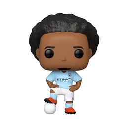 POP! Football: Manchester City - Leroy Sane