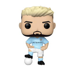 POP! Football: Manchester City - Sergio Aguero