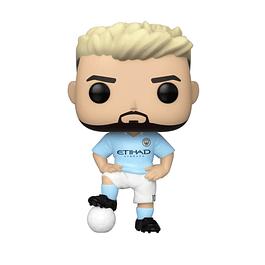 POP! Football: Manchester City - Sergio Aguero