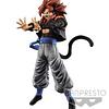 Dragon Ball Z: Super Saiyan 4 Gogeta Figure