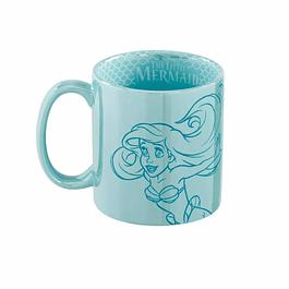 Caneca XL Disney Princess The Little Mermaid - Real Life Mermaid
