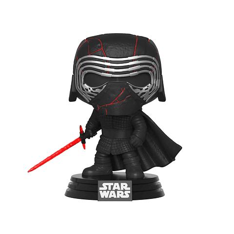 POP! Star Wars: The Rise of Skywalker - Kylo Ren Supreme Leader