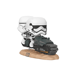 POP! Movie Moments: Star Wars The Rise of Skywalker - First Order Tread Speeder
