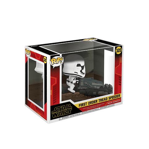 POP! Movie Moments: Star Wars The Rise of Skywalker - First Order Tread Speeder