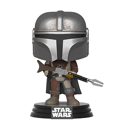 POP! Star Wars: The Mandalorian - The Mandalorian