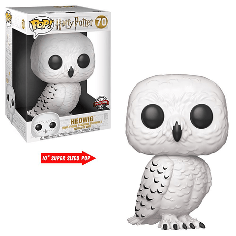 POP! Harry Potter: Hedwig Special Edition (Super Sized)