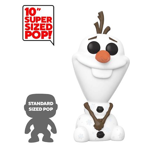 POP! Disney Frozen 2: Olaf Special Edition (Super Sized)