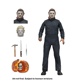 Action Figure Halloween II - Ultimate Michael Myers