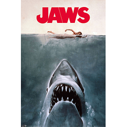 Poster Jaws Key Art