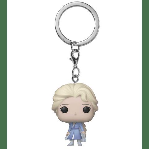 Porta-chaves Pocket POP! Disney Frozen 2: Elsa